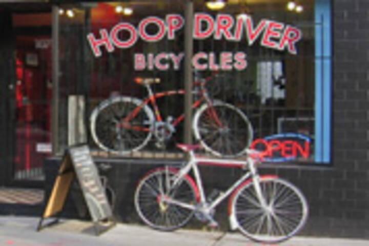 Hoopdriver自行车