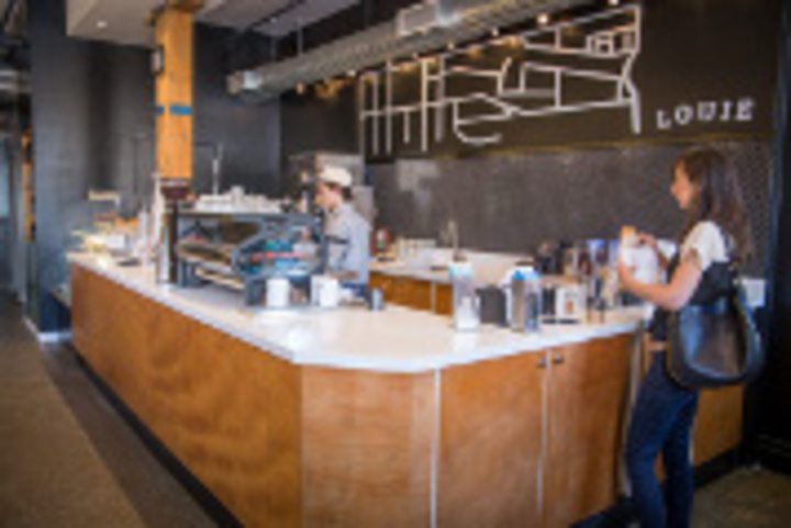 Louie Craft Coffee