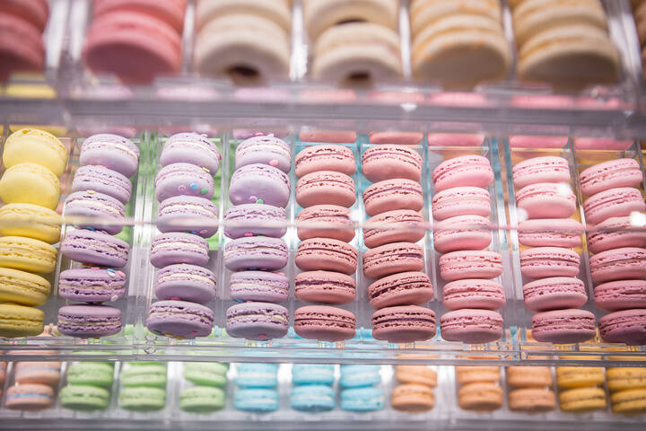 AG Macarons on Dupont