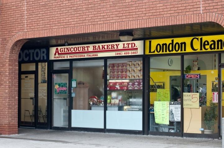 Agincourt Bakery