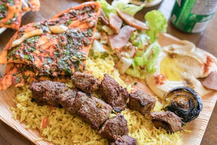 Aleppo Kebab