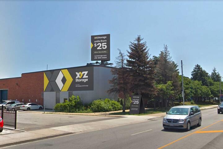XYZ Storage