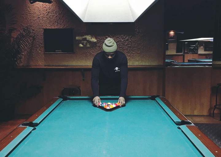 Annex Billiards