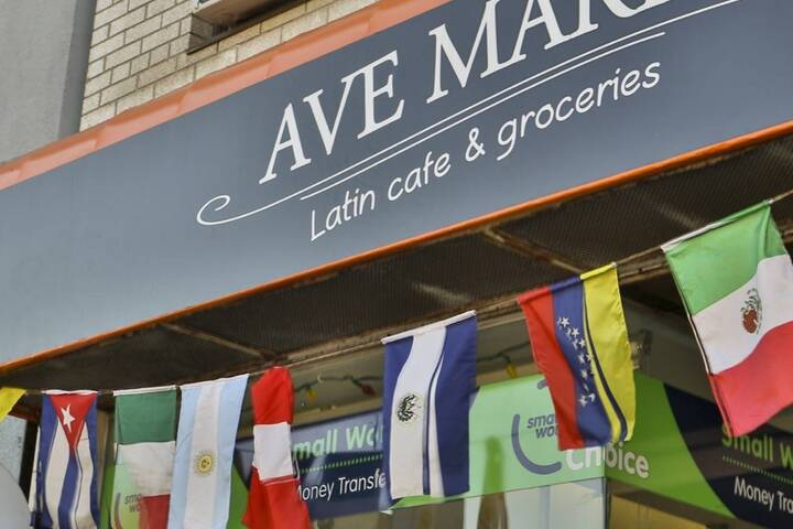 Ave Maria Latin Cafe