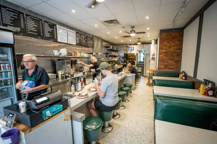 Avenue Open Kitchen