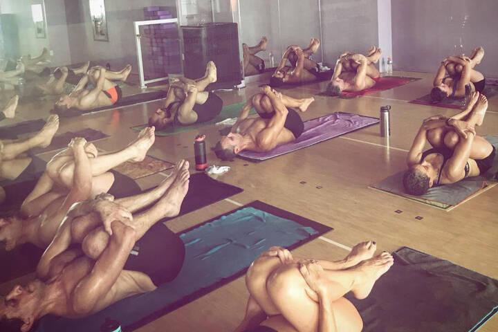 BeHot Yoga