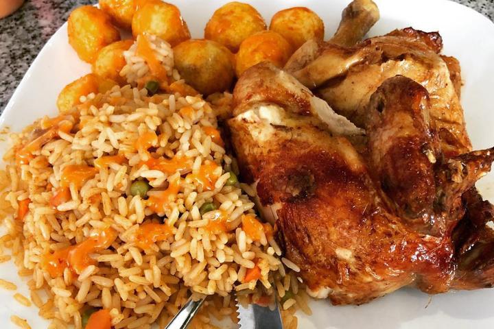 Best Portuguese Chicken
