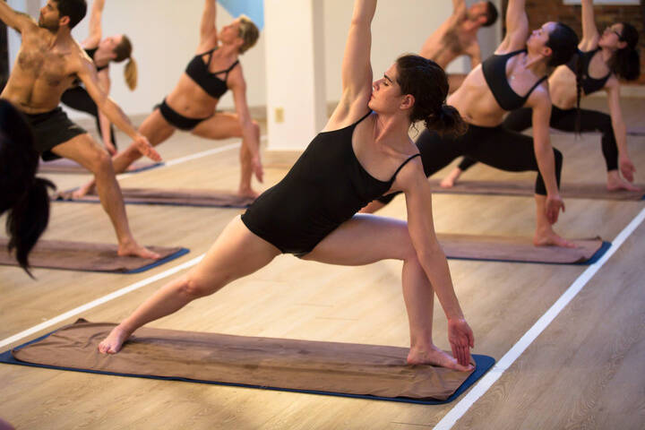 The Best Hot Yoga In Toronto