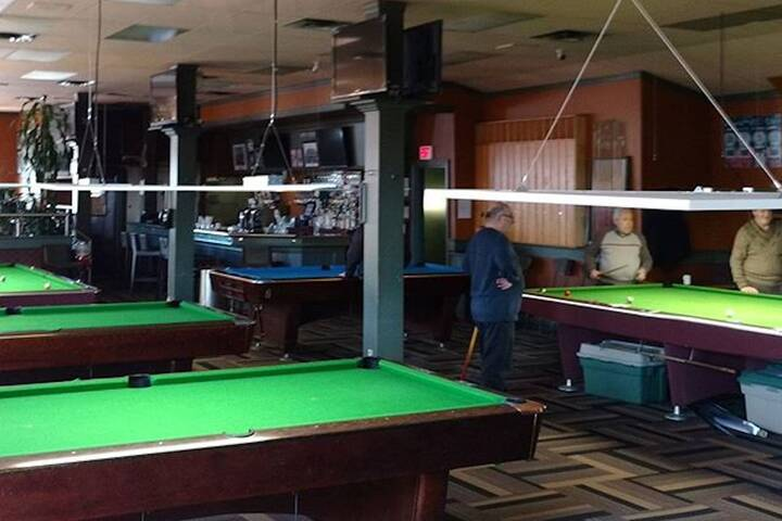 Billiards Academy