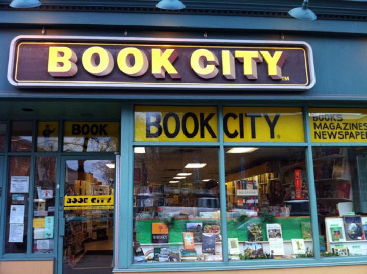 Book City (Danforth)