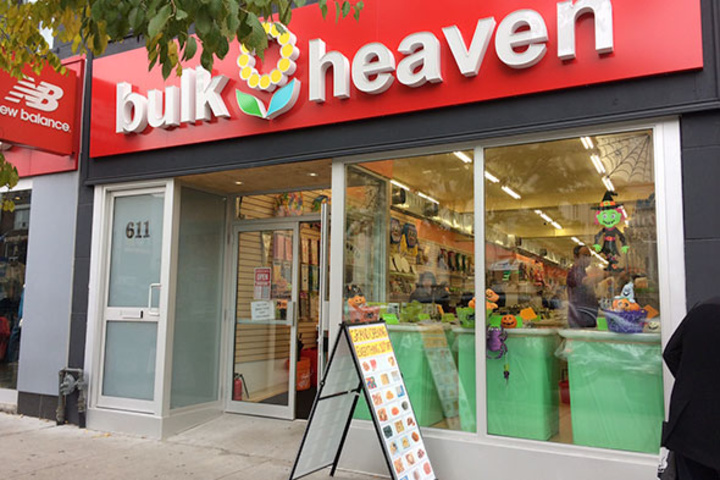 Bulk Heaven (Danforth)