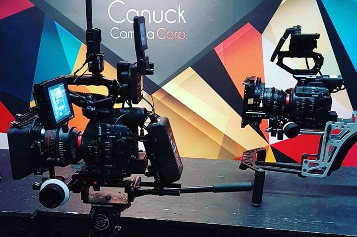 Canuck Camera Corp Rental