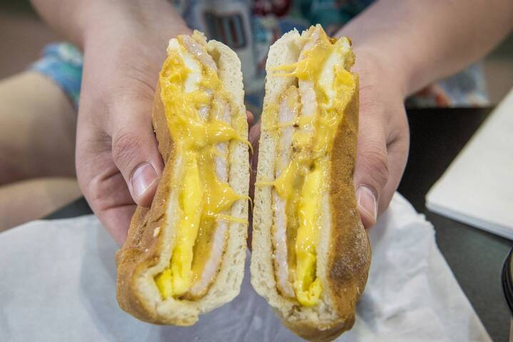 The Best Breakfast Sandwiches In Toronto