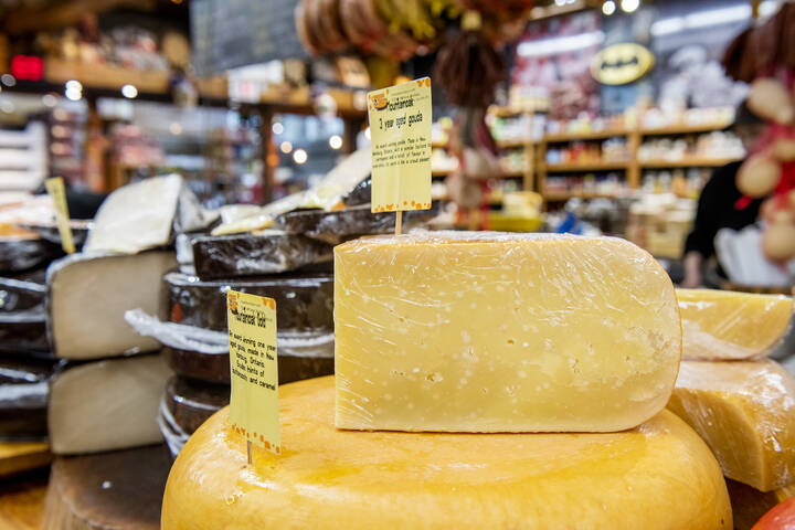 The Best Cheese Shops in Toronto