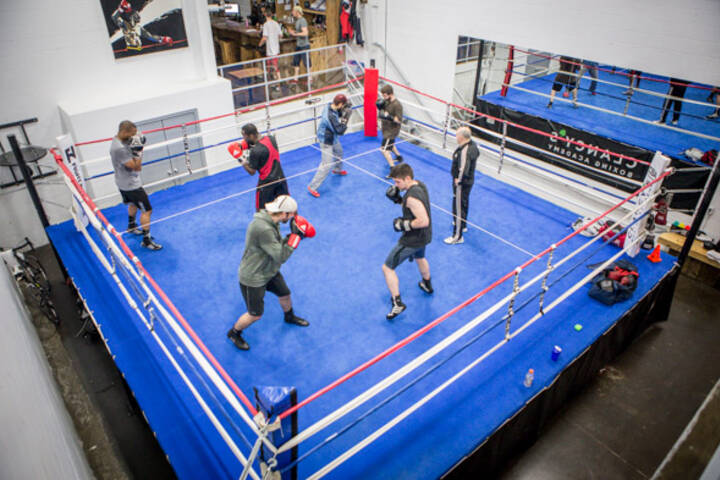 The Best Boxing Gym in Toronto