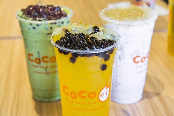 CoCo Fresh Tea & Juice at 648 Yonge
