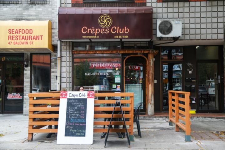 Crepes Club