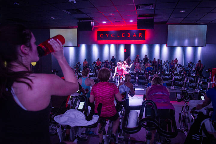 CycleBar Leaside