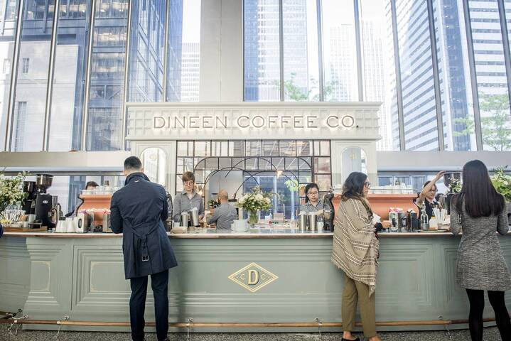 Dineen Coffee (Commerce Court)