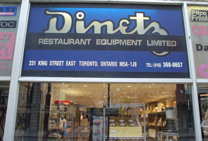 Dinetz Restaurant Equipment