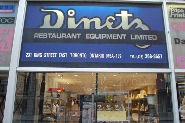 Dinetz Restaurant Equipment