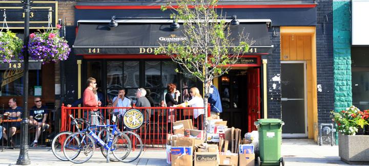 Dora Keogh Pub
