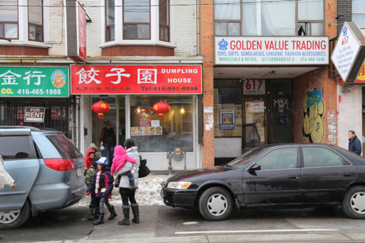 Restaurants Near University And Richmond Toronto