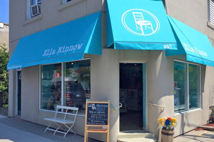 Ella Minnow Children's Bookstore
