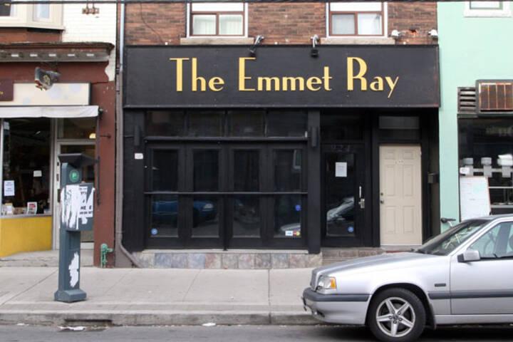 Emmet Ray