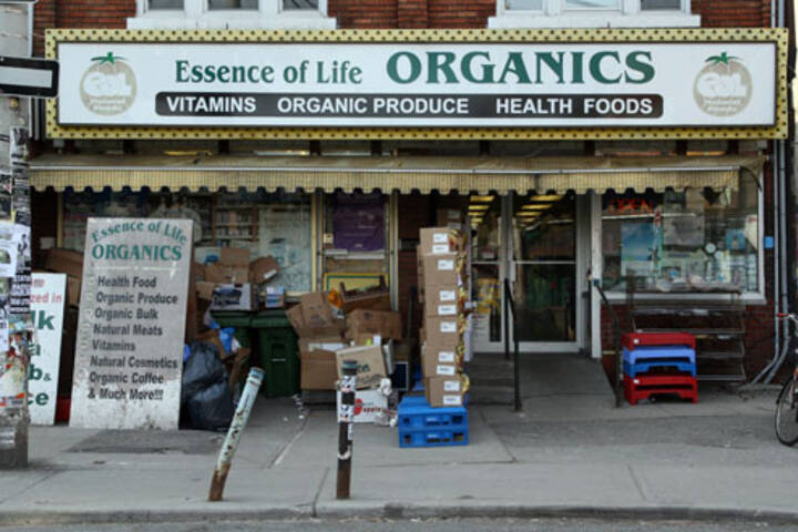 Natural Food Stores Kensington Toronto