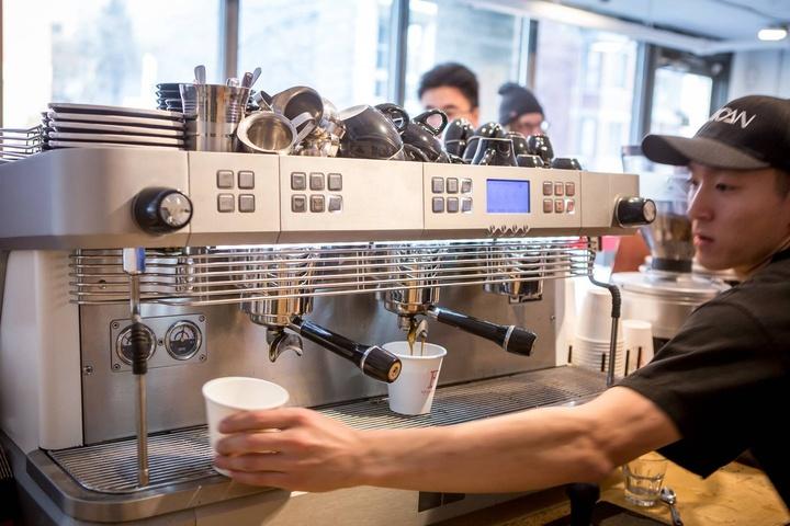 Fahrenheit Coffee (Richmond)