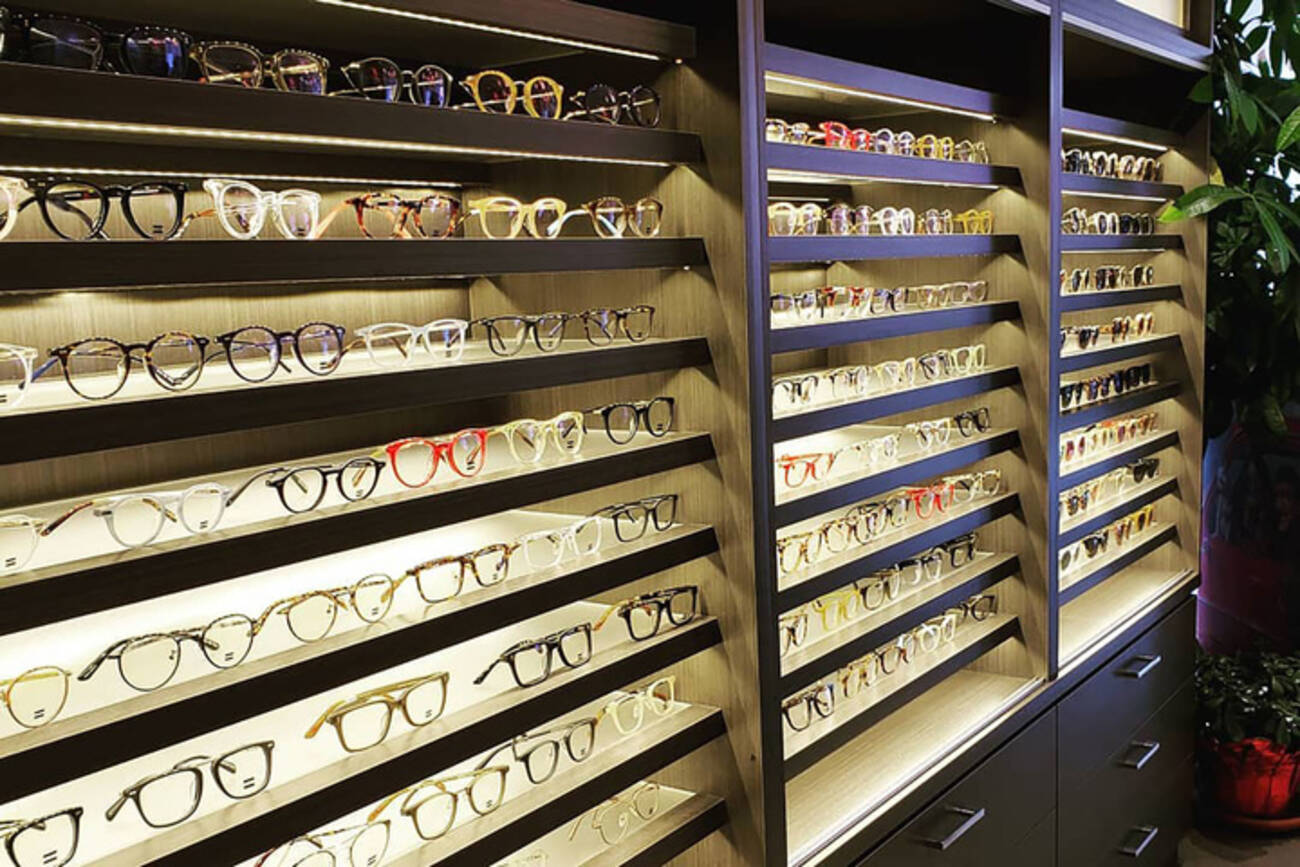 7c3288edfef3 Vintage frames are what's hot at this store in the Junction. You're sure to find  something super rare from their collection of deadstock, never-been-worn ...