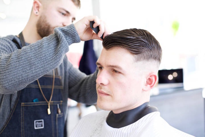 Glassbox Barbershop