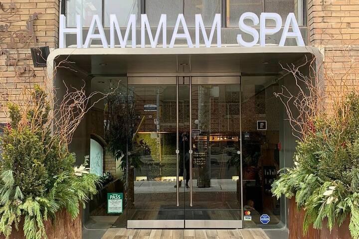 Hammam Spa