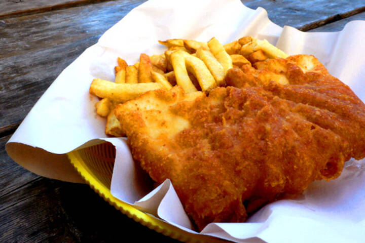 The best fish chips in toronto for Best fish and chips near me
