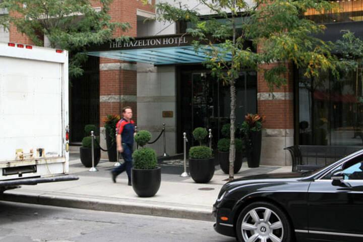 Hazelton Hotel