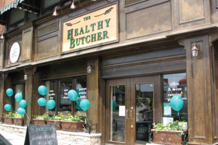 Healthy Butcher