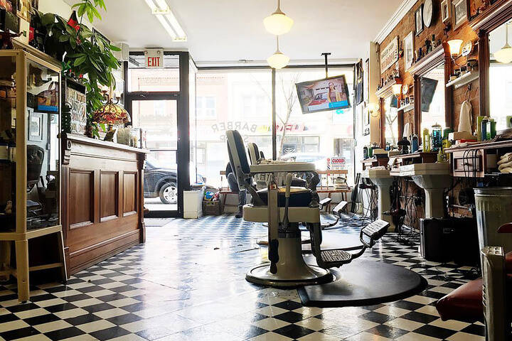 Hollow Ground Barber Shop