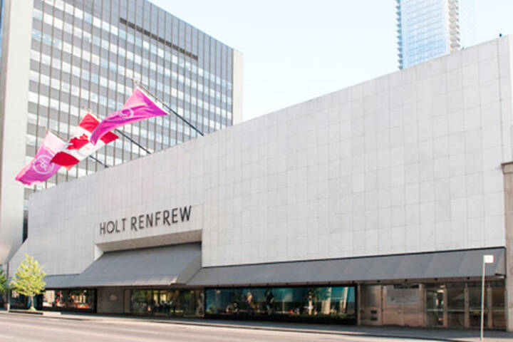 Holt Renfrew (Bloor St.)