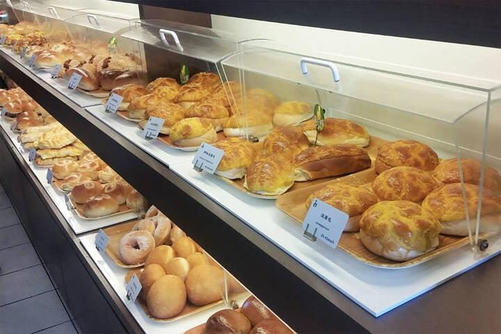 Hong Kong Island Bakery
