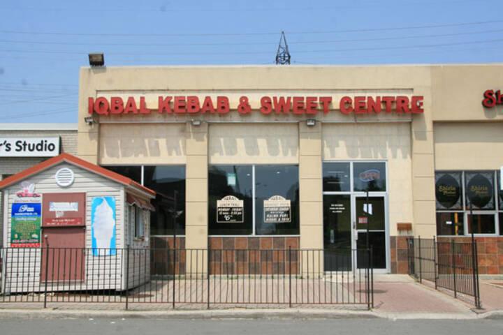 Iqbal Kebab & Sweet Centre