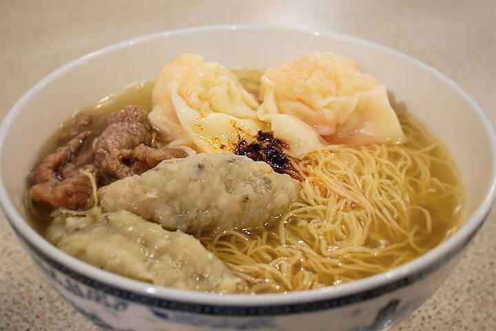 Jim Chai Kee Noodles