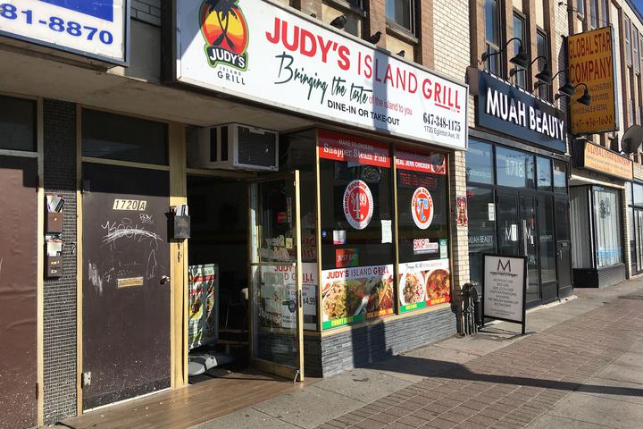 Judy's Island Grill