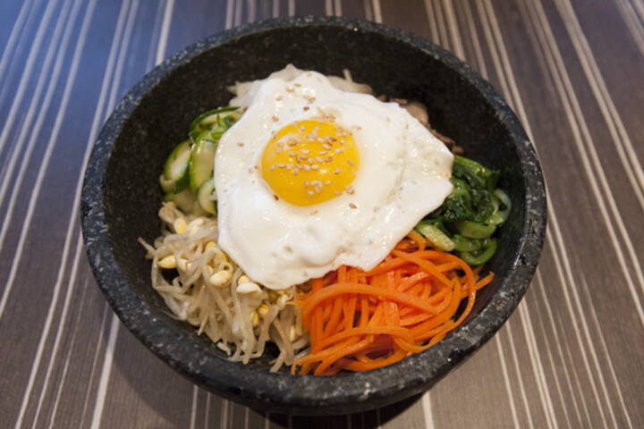 the best bibimbap in toronto. Black Bedroom Furniture Sets. Home Design Ideas