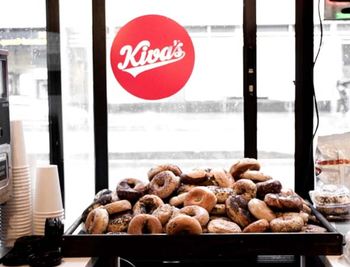 Kiva's Bagel Bar