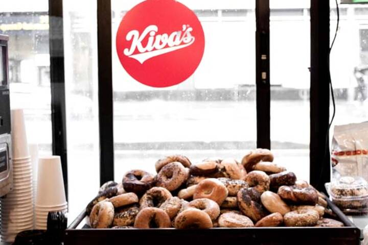 Kiva's Bagel Bar