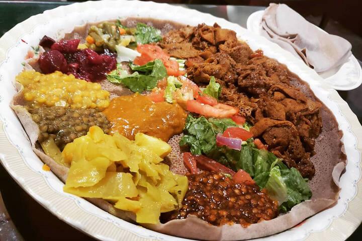 Lalibela Ethiopian on Bloor