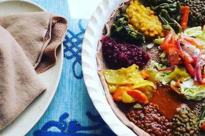 Lalibela Ethiopian (Bloor)