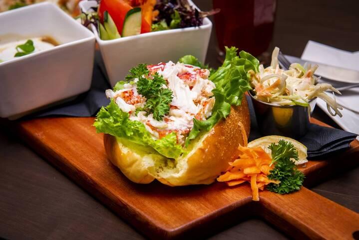 Lobster Burger Bar