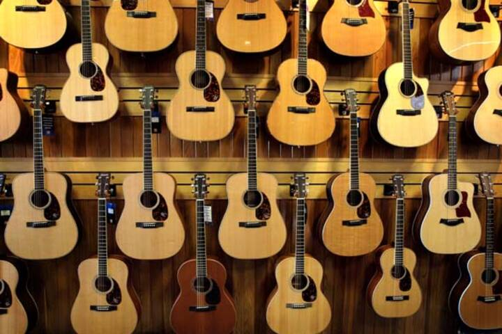 The Best Musical Instrument Stores in Toronto